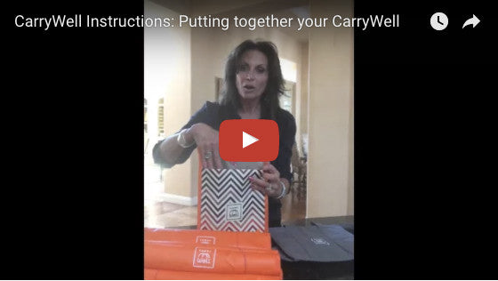 CarryWell instruction video