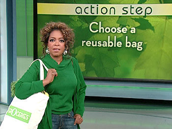 Celebrities Are Supporting Green Shopping with Reusable Tote Bags