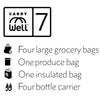 CarryWell Wild 7 Bags-in-1