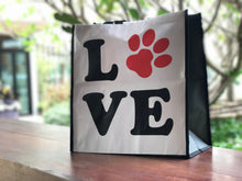 Package of 3 Puppy Love Grocery Bags