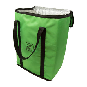 XL Premium Insulated Freezer Bag Lime Green