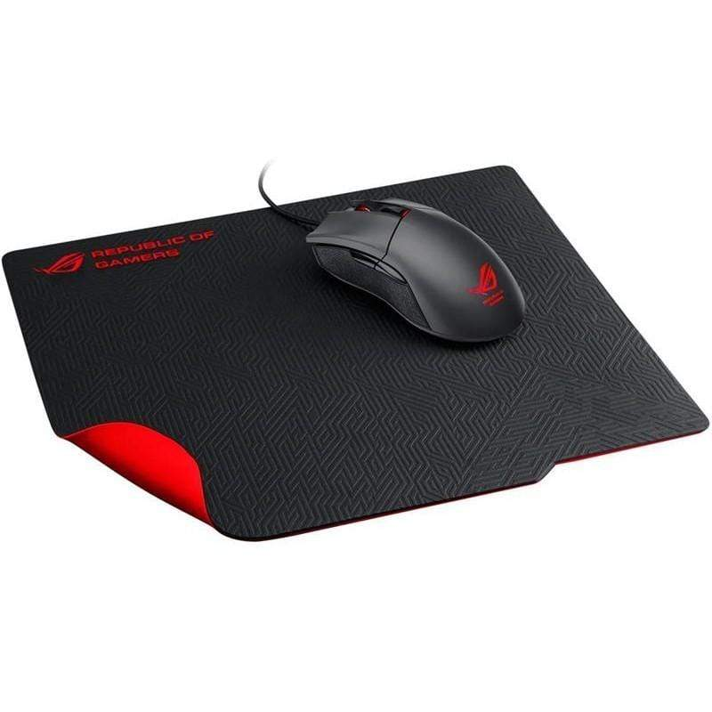 Asus ROG Whetstone Rollable, Silicone-based Gaming Mouse Pad