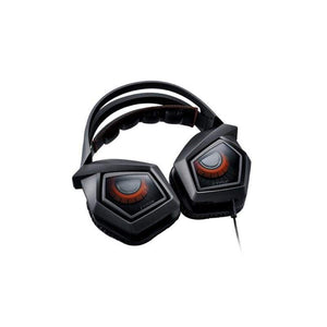 Asus Strix Dsp Gaming Headset Black, 90Yh00A1-M8Ua00