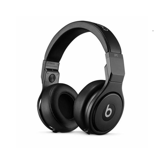 Beats Pro Over-Ear Headphones 3.5 mm audio cable -Black