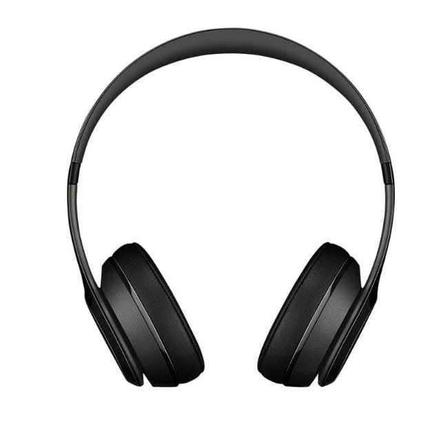 Beats Solo 2 Wired On-Ear Headphone - Black
