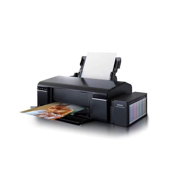 Epson L805 Colour Inkjet Printer With Wireless Connectivity
