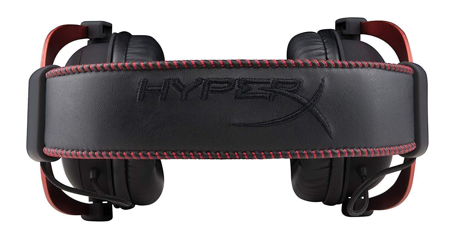 Hyperx Cloud Ii Gaming Headset Pc/Ps4/Mac/Mobile, Red