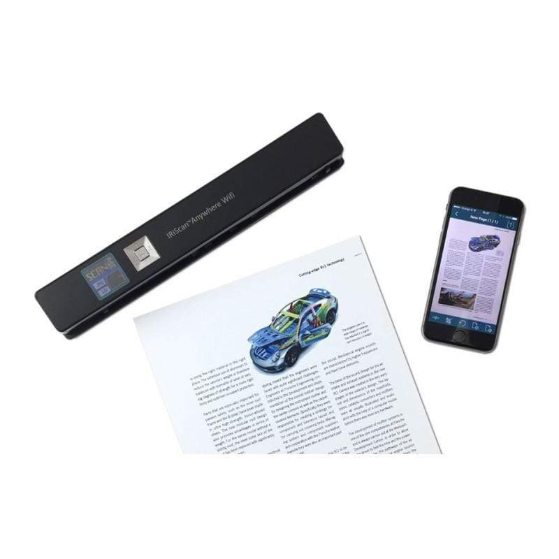 IRIS - IRIScan Anywhere 5 Wifi Wireless Portable Scanner