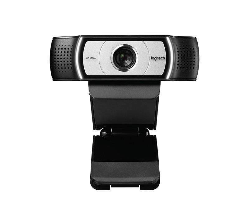 Logitech C930e 1920 X 1080 Webcam Black-960-000972