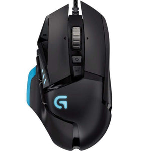 Logitech G502 Proteus RGB Spectrum Tunable Gaming Mouse