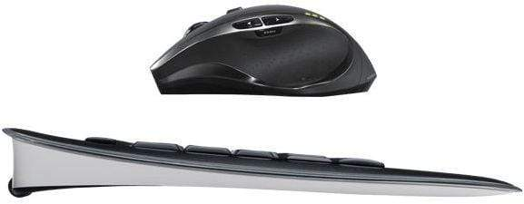 Logitech MX900 Wireless performance Combo -Keyboard+Mouse English