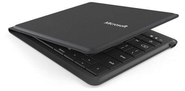 Microsoft Universal Foldable Keyboard - Black
