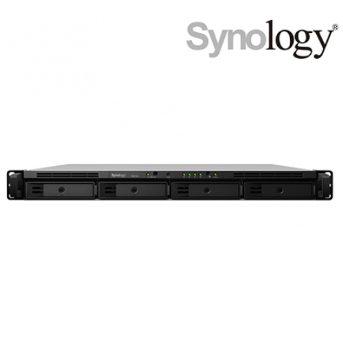 Synology RS818+ 4bay NAS RackStation (Diskless)