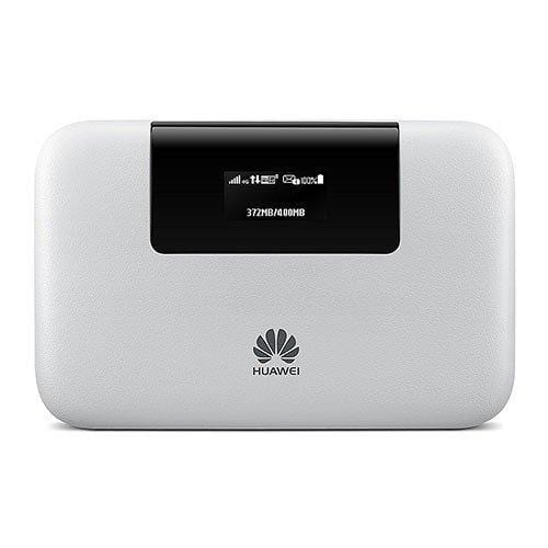 Huawei E5770 4G Lte with Lan RJ45 and Powerbank White colour