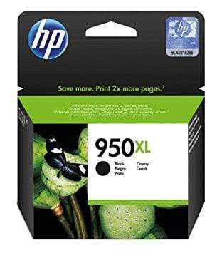 HP 950XL High Yield Ink Cartridge, Black [CN045AE]