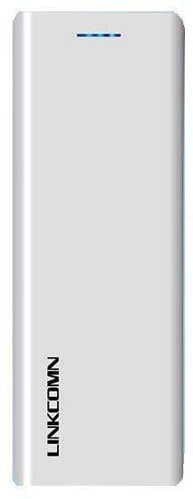 Linkcomn Jokul 150 Dual USB 15000 mAh Powerbank - White