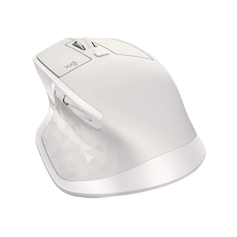 Logitech MX Master 2S Wireless Mouse,Rechargeable-Light Grey