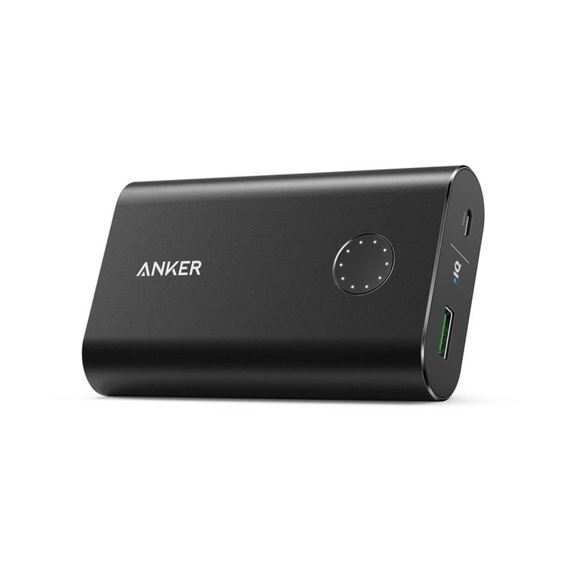 Anker PowerCore Plus 10050 Premium Aluminum Portable Battery Charger with Qualcomm Quick Charge 3.0-A1311H11
