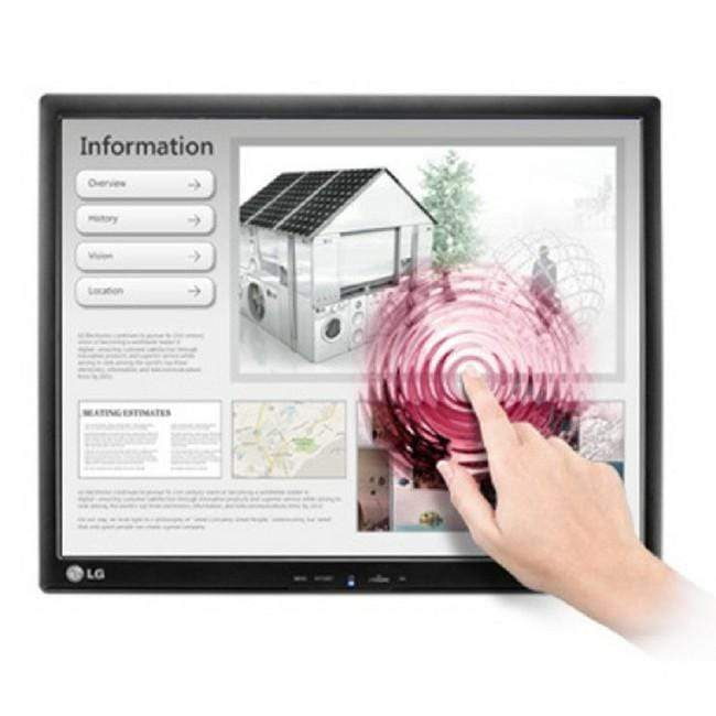 LG 19 Inch Touch Screen Monitor 19MB15T