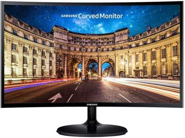 Samsung 24 Inch Essential Curved LED Monitor