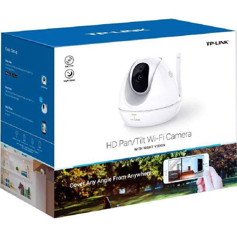 TP LINK NC450-HD Pan/Tilt Wi-Fi Camera With Night Vision
