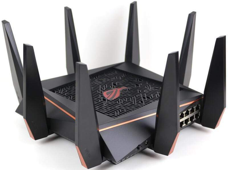 ASUS ROG Tri-Band Rapture GT-AC5300 Gaming Router