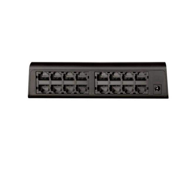 D-Link 16-Port Fast Ethernet Desktop Switch DES-1016A