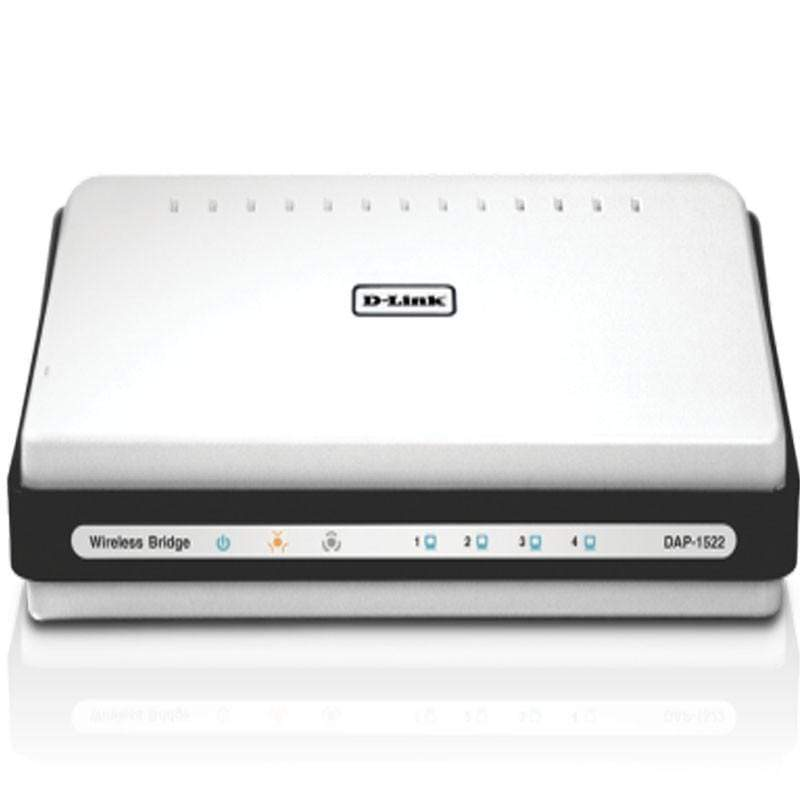 D-Link DAP-1522 Access Point Router - White