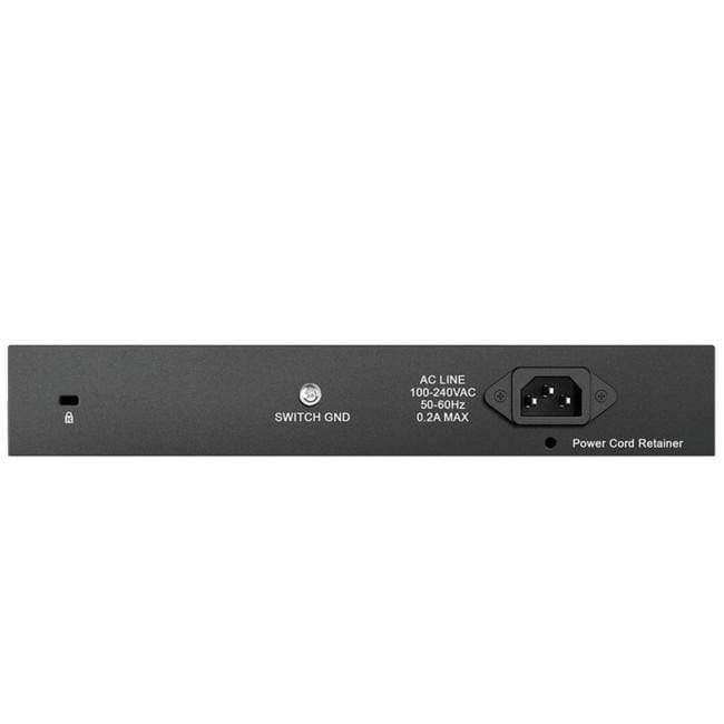 D-Link DGS‑1016D 16‑Port Gigabit Unmanaged Desktop Switch