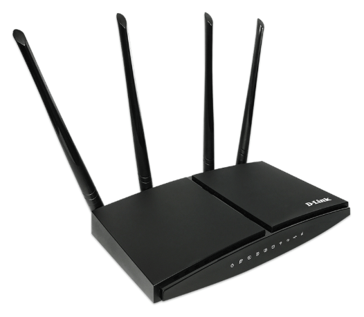 D-Link DWR-M921 4G N300 LTE Router 3G/4G mobile connection