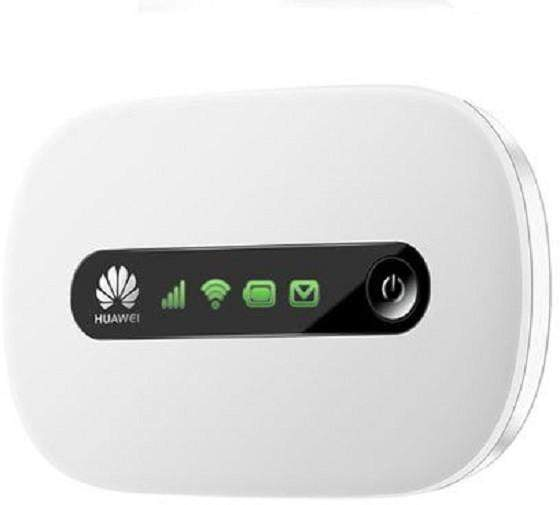 Huawei 21.6Mbps 3G Mobile Wifi (White)