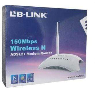 LB-Link BL-WMR8152,150 Mbps Wireless ADSL2 Modem Router