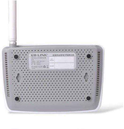 LB-Link BL-WR1100 150Mbps Wireless Router