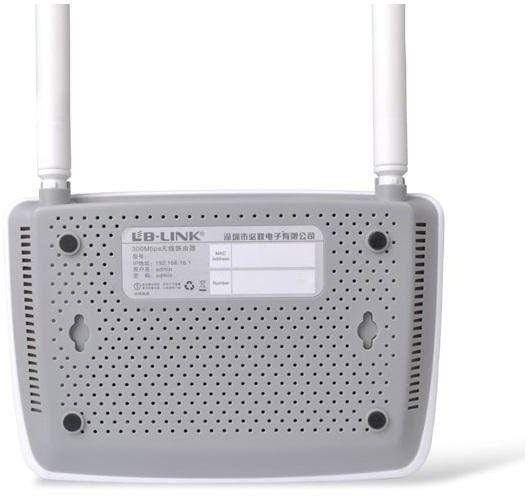 LB-Link BL-WR2000 300Mbps Wireless Router