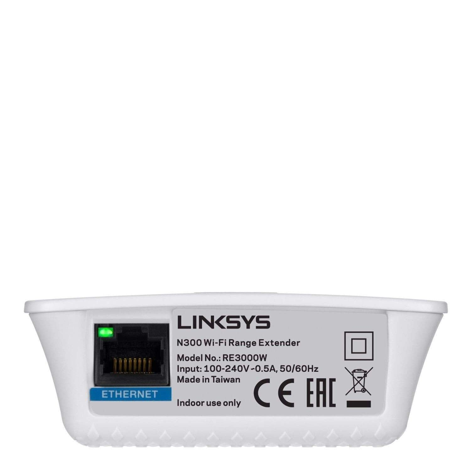 Linksys RE3000W N300 Wireless Single Band Range Extender
