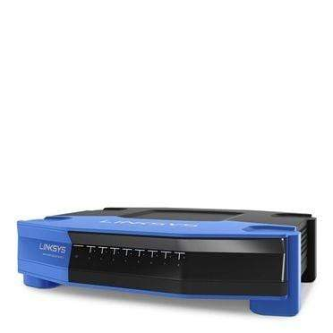 Linksys SE4008 Wrt 8-Port Gigabit Ethernet Switch