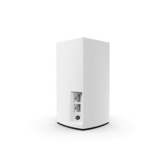 Linksys Velop AC1300 Intelligent Mesh WiFi System, 1-Pack White