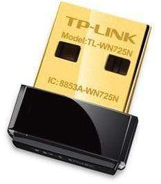TP-LINK 150Mbps Wireless Nano USB Adapter WN725N