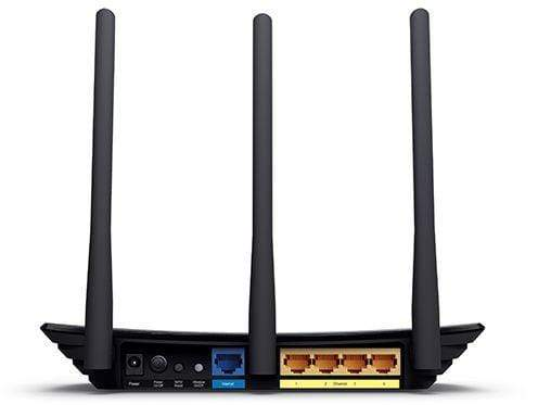 TP-Link 940N Wireless N speed up to 450Mbps Wired/Wireless