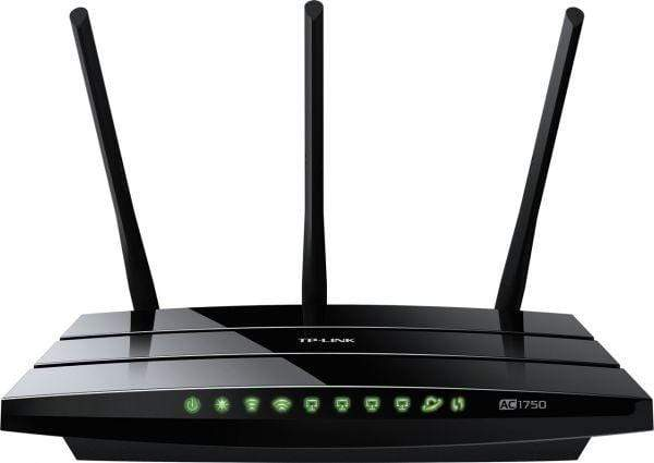 TP-Link Archer C7 Wireless Dual Band Gigabit Router [AC1750]