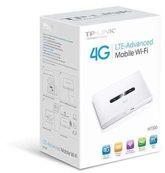 TP LINK M7300 4G LTE-Advanced Mobile Wi-Fi,Mobile Wi-Fi Hotspot