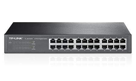 TP-Link SG1024D 24-Port Gigabit Rackmount Switch