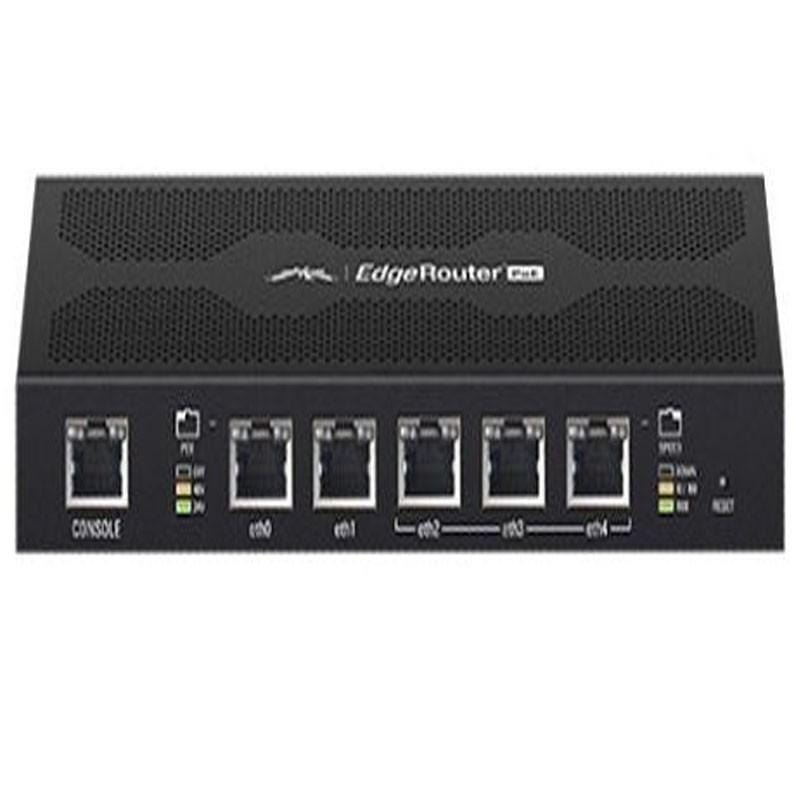 Ubiquity Edge 5 Port Router Power over Ethernet