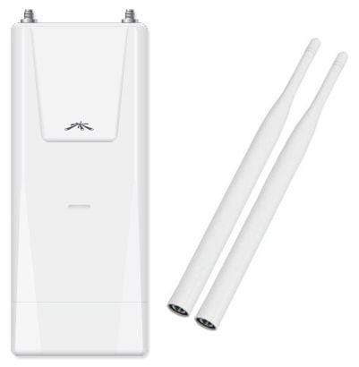 Ubiquity UAP Outdoor Plus Router with Plug & Play Mesh Technology