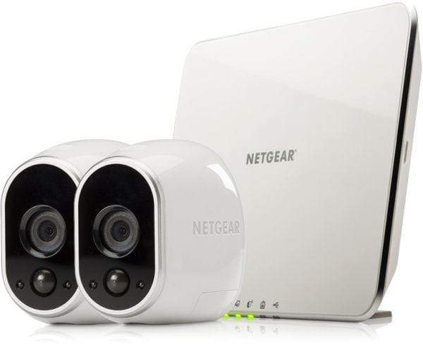 Arlo Netgear Security System with 2 HD Wireless Camera