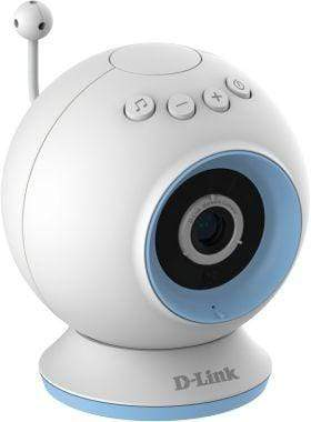 Dlink HD Day & Night Wi-Fi Baby Camera - DCS-825L