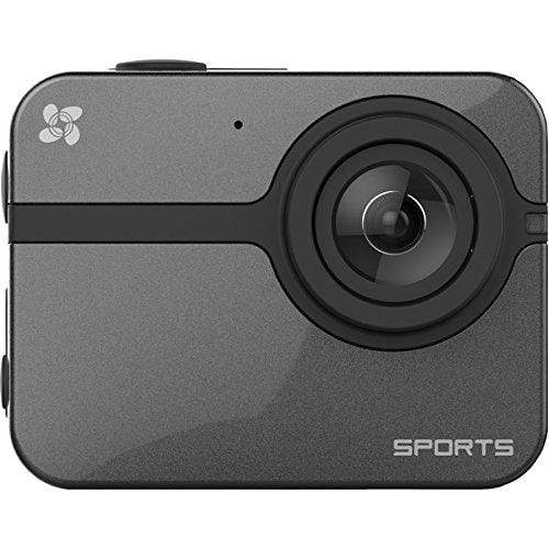 EZVIZ S1 One Action Camera Sports camera HD WiFi Enabled (Black)