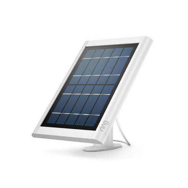 Ring Solar Panel V4 for Spotlight Cam Battery - White