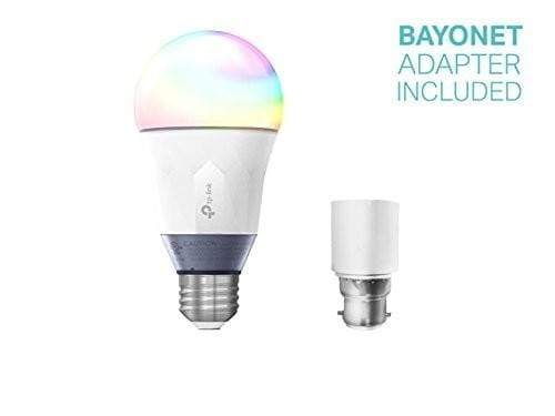 TP-LINK LB130 Smart Wi-Fi LED Bulb with Color Changing Hue