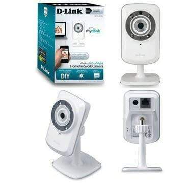 D.Link DL-DCS932L Wireless Home Network Camera
